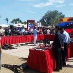 Inutilizan en Anzoátegui 1.308 armas de fuego recuperadas https://t.co/oTlIBhMqHl https://t.co/kap3fb3VjC