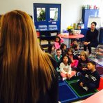 First Spanish bilingual kindergarten class at Earl Grey School has 18 student #cbcmb https://t.co/r8F2FvEtug