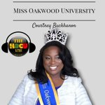 Miss @OakwoodU , Courtney Buchanan is our #HBCUQueen this week on #TheHBCUNationRadioShow!   @HBCUSiriusXM142 https://t.co/tBXE5C7WsY
