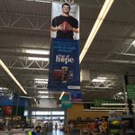 So exciting to shop at my local #Houston @Walmart and see @PepsiCo supporting @StarOfHope banner! https://t.co/Cq0b1iYDCl