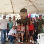 Con una tarde soleada siguen los servicios y actividades para habitantes de la Comuna San José #MásOportunidades https://t.co/xcRmCIwkYd