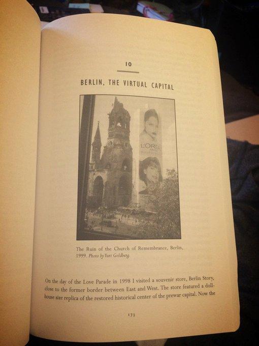 Chapter 10 of Svetlana Boym's