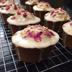 Chai cakes to accompany your tea/coffee @PodCoffee tomorrow... Whats your verdict on dunking cake (like the French dunk a croissant)?... https://t.co/eKENbNwhEa