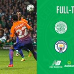 FULL-TIME: Celtic 3-3 @ManCity #UCL #CelticvCity #COYBIG https://t.co/KL9ms4ddiP