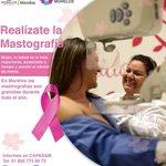 En #Morelos los exámenes de mastografía ¡Son gratis! https://t.co/f6E4XoKYvz https://t.co/0yJVkuPkSl