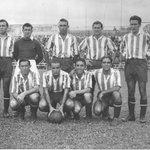 📆 Tal día como hoy, hace 75 años... ¡debutó el #GranadaCF en Primera división! ⬇ https://t.co/O3dfkb6ti3 https://t.co/pntrNC0wBL