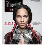 Alicia Keys has taken her #NoMakeup movement to #TimeOut Magazine. Any of our beauties joining her? See last tweet. https://t.co/EQw9SviAaP
