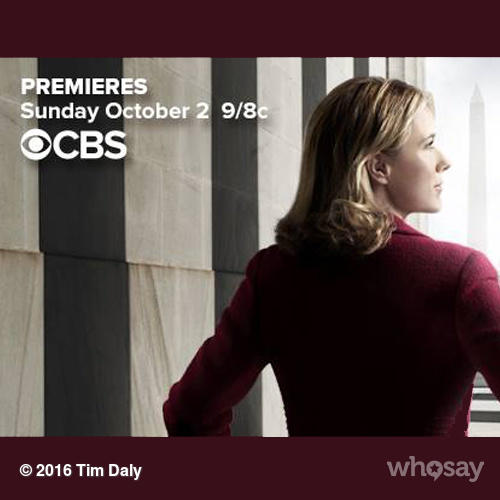 HUMANS!!! #MadamSecretary returns this Sunday on @CBS at 9pm! I'm on it! https://t.co/uKYirjtoSe