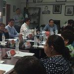 Damos inicio a la sesión de trabajo del Consejo Permanente del COPLADEMUN @CuernavacaGob https://t.co/qGK2QC9tEy