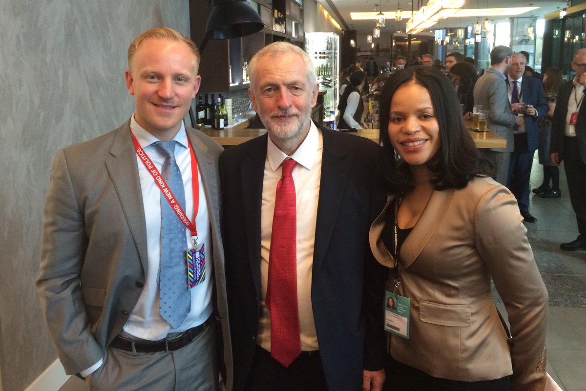 One of the kindest, humblest and thoroughly decent bosses I've ever had the pleasure of working for. @jeremycorbyn https://t.co/lsL0imsrb1