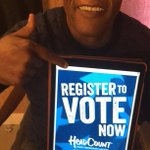 If you don't vote you can't bitch. So register here: https://t.co/SDCv5tqujv with @HeadCountOrg https://t.co/C7MW4YVMKl