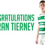 👏 @kierantierney1 will make his 50th appearance for the Hoops this evening. Congrats, KT! #CelticvCity #UCL https://t.co/TBY6OgCROH