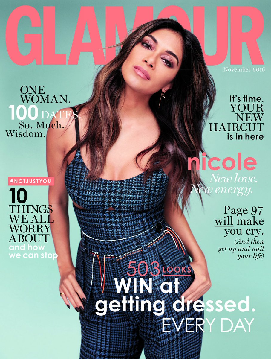 Check out my @GlamourMagUK cover, out next Thursday! ???????????????? https://t.co/CyCqwKeNwv