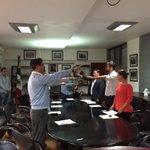 Esta tarde instalamos el Comité de Ciudades Hermanas de @CuernavacaGob https://t.co/HL5P7TH7Cz