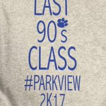 We have the BEST senior shirts yet! @Parkview_17 https://t.co/VlXTGqfftn
