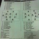 FK Rostov en PSV starten om 20.45. Bij PSV dus Zinchenko voor het eerst op het wedstrijdformulier. Geen Bergwijn. https://t.co/g6am7nRcwE