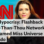 """As her universe expanded, so did she"" wrote CNN about former Miss Universe Alicia Machado in 1997: https://t.co/Mf7vX9hTru https://t.co/yED6DevHjC"