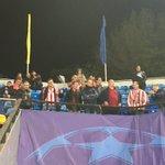 PSV wordt vanavond gesteund door 52 uitsupporters. Klasse dat jullie erbij zijn in Rusland! #rospsv https://t.co/P0SBQIlpes