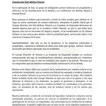 Comunicado de Peñarol sobre los incidentes en la rambla. https://t.co/0ZgX7L3GfX