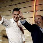 ÚLTIMA HORA: Pedro Sánchez e Iceta dejan la política y forman un grupo de baile. https://t.co/WF2yLIUqV7