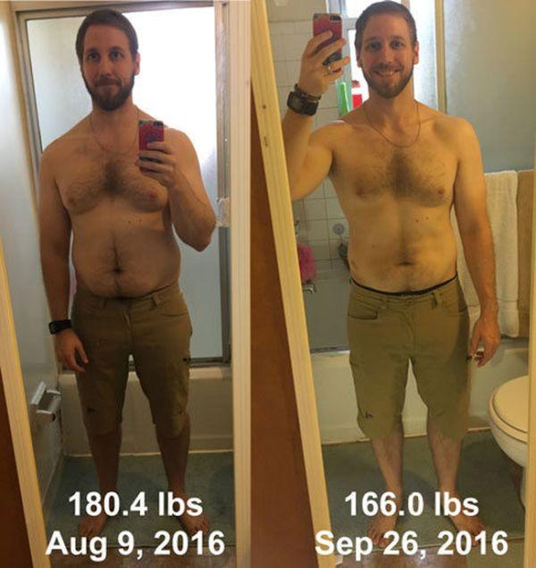 Как похудеть мужчине на 5 кг