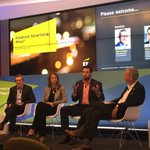 @HowardkBass #AWNewYork @EY_MandE talking about key to data creating amazing customer experience @BobCarrigan @kernschireson @NadaStirratt https://t.co/4K9b50dvON