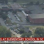 UPDATE: Person in custody after shooting at Townville, South Carolina elementary school https://t.co/IZ9awz1OKp https://t.co/YnSWBWDs5H
