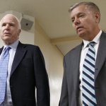 McCain and Graham mock Kerry for threatening to call off talks with Russia https://t.co/Vi4Ahal8vX | AP Photo https://t.co/uKklzo07yA