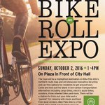 Bring the whole family to Bike #PaloAlto & ride over to the Bike & Roll Expo too, this Sun., Oct. 2, 1-4 p.m. https://t.co/iuW6vbdbPd https://t.co/JOCTwEhSoa