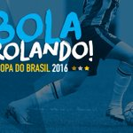 Bola rolando na Arena! Pra cima deles, Grêmio! #CopaDoBrasil2016 #PraCimaDelesGrêmio #GRExPAL #DiaDeGrêmio https://t.co/aZDmz8FsgD