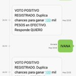 Desde Montevideo #YoVotoAIvana @iicardi7 https://t.co/FHYbb4KWTm