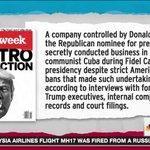 Exclusive! Sneak peek at @KurtEichenwalds new Newsweek piece coming tomorrow. #Maddow https://t.co/d6x3wrUPn4