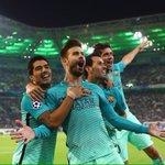 Importantísima victoria fuera de casa!  Buena reacción de todo el equipo!! Força Barça ! 🔴🔵 https://t.co/AHi4Vu6JXJ