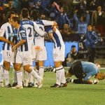 Celebración del gol de Marco Ruben al @FCBarcelona_es en la temporada 2007-08 Foto de @tacuenco https://t.co/KOJPsX6PG3