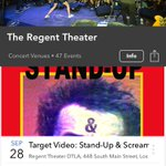 5 NEW #events added to the @RegentTheaterLA channel on @rivoapp - Dont miss out on getting tix! https://t.co/IhuDXr6lPY #LosAngeles #music https://t.co/t0aEJAFC26