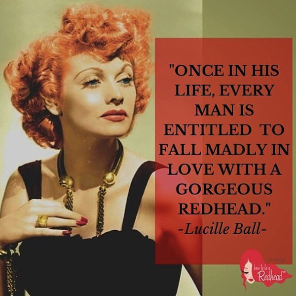 "Lucille Ball's ""Q"" score finds her to be America's most beloved deceased star. #TrailblazingWomen @tcm begins Oct 4 https://t.co/zapucJTWnj"
