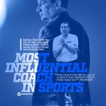 Coach K: the most influential coach in sports according to The Sporting News. 🐐🔵😈 https://t.co/pzJ88cOTck