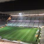 . @GoalBR já está na @A_Corinthians para @Corinthians x @Cruzeiro pela @CopadoBrasil https://t.co/d1zFhEl5xc