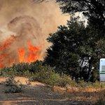 Firefighters hold southwestern edge of Loma Fire near Santa Cruz County line https://t.co/QRKDFK9e74 https://t.co/S9FhNhG3L9