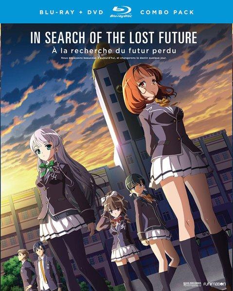 失われた未来を求めて BD+DVD (全12話 300分収録 北米版 16 Blu-ray ブルーレイ)