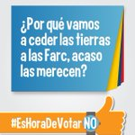#EsHoraDeVotarNO porque #SeAvecinaElFraude https://t.co/Er7PKtl904