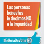#EsHoraDeVotarNO porque #SeAvecinaElFraude https://t.co/u3MQ3wpCqp