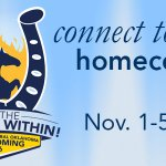 Guess what? @UCOHomecoming is 33 days away! 💛💙🐴 https://t.co/nfbZw9MQLp