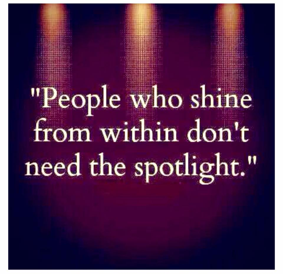 People who shine within ... #quote @rebekahryanxf @davidkwilliams @10millionmiler RT @spencerrayner   #spdc https://t.co/XIaKcRlVNL