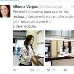 #LadySaleros No sabía que podía prevenir el SIDA alejándome de la sal. Muchas gracias @AlhinnaVargas https://t.co/7BeIUqqR7r