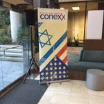 Partnering with @conexx_AIBC for 2016 and beyond. #Israel #India & #Atlanta https://t.co/1rGFwyGBJI