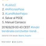 @manuelcarrasco_ es tendencia en Twitter #LaVoz2 #EquipoManuel #SoyViento https://t.co/ulol1LVihF