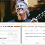 Piden usar tarjeta de seguridad para concierto de Roger Waters en el Zócalo capitalino https://t.co/lPwnGiKAua https://t.co/80AjrV5aHt