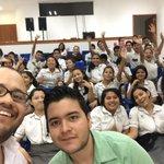 Termina  #ViveroDeIdeas con Rafael Echeverría y actividades del CAAT para los chicos asistentes 👏🏻👏🏻 https://t.co/2AEw9sfpRz