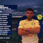 Nuestras 11 Águilas que iniciarán el duelo ante @ClubTiburones #VamosAmérica #ÁguilasAGanar https://t.co/ctuwngF3dr